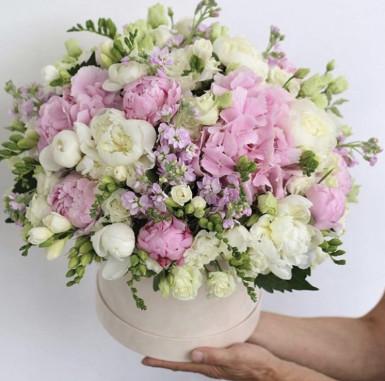 Flower Box delicata online